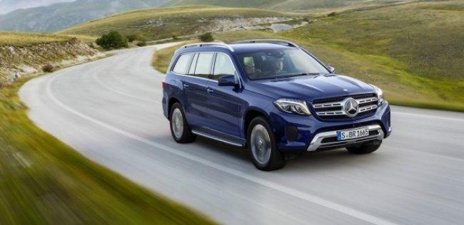Продажи Mercedes-Benz GLS начнутся в марте