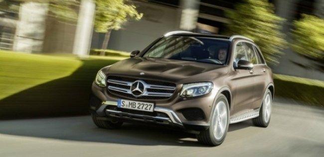 Mercedes-Benz GLC станет водородным