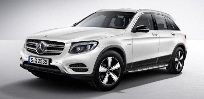 Mercedes-Benz внедрит в GLC водородный мотор