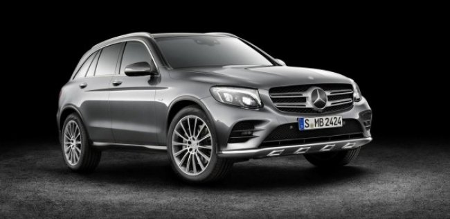 Mercedes-Benz GLC будут собирать в Финляндии