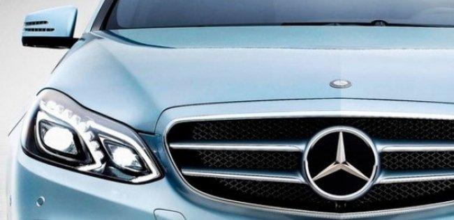 Новый Mercedes E-Class станет гибридным