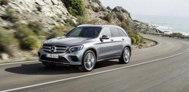 Электрический кроссовер Mercedes-Benz ELC выпустят через 2 года