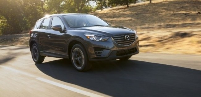 Mazda обновила для США кроссовер CX-5