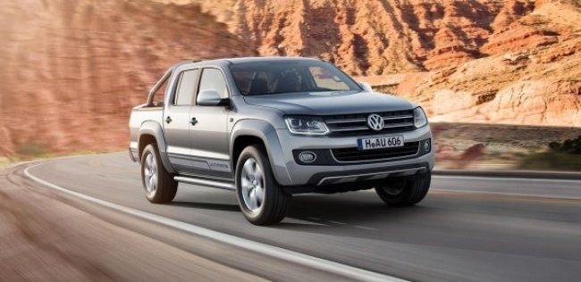 Volkswagen ������� ����� Amarok