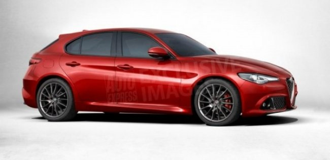 �������������� ������� Alfa Romeo �������� � 2017 ����