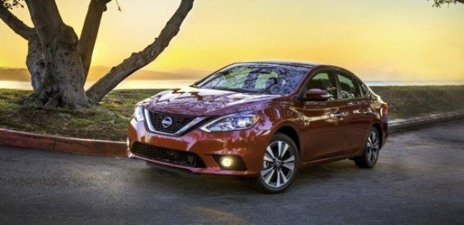 Nissan ������� ���� �� ����������� Sentra