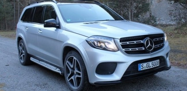 Mercedes-Benz не нужны 2-дверные внедорожники