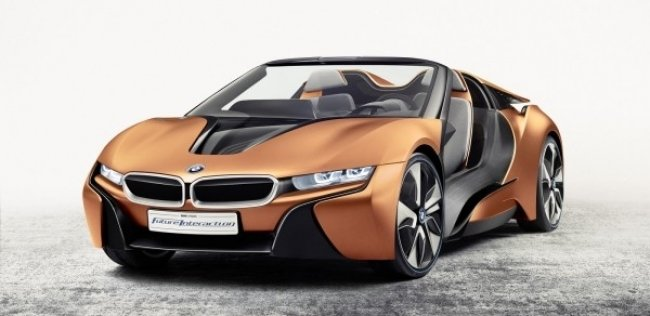 BMW ���������� ����� ������� i Vision Future Interaction