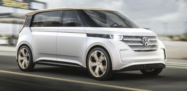 Volkswagen выпустил «Microbus 21-го века»