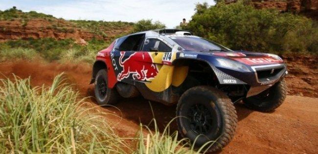 Peugeot 2008 DKR ��������� ���� ������