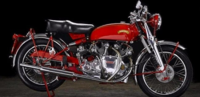 �������� Vincent Series C White Shadow 1951 ���� � �������� �� 434 000 ��������