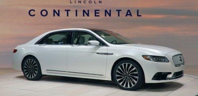 Lincoln �������� ����� Continental