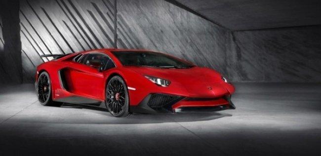 Lamborghini �� 2,2 �������� ���� ��������� �� ��� ������ �� ��������