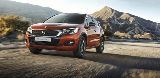 DS4 Crossback ��� �� ���� � �������