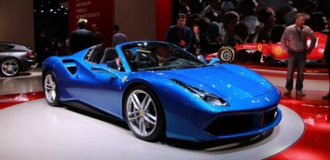 � ������� ���������� ����������� ������� Ferrari � Lamborghini