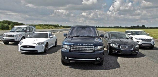 ������� Jaguar Land Rover � ������� ���� ������� �� 5 ���������