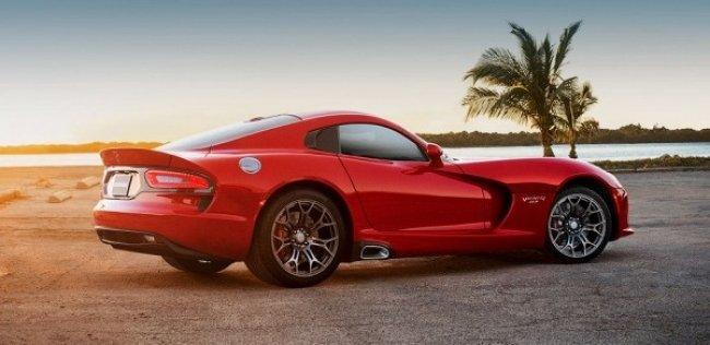 Dodge Viper ������ � ��������� ��-�� ������� ������������