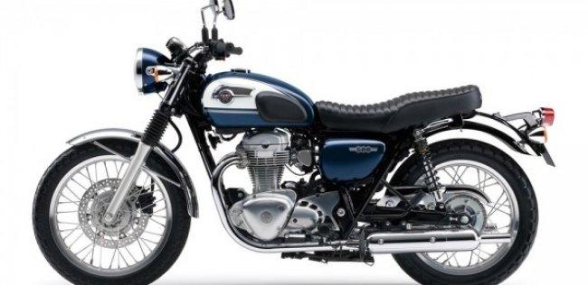 ����� ���������� Kawasaki W800