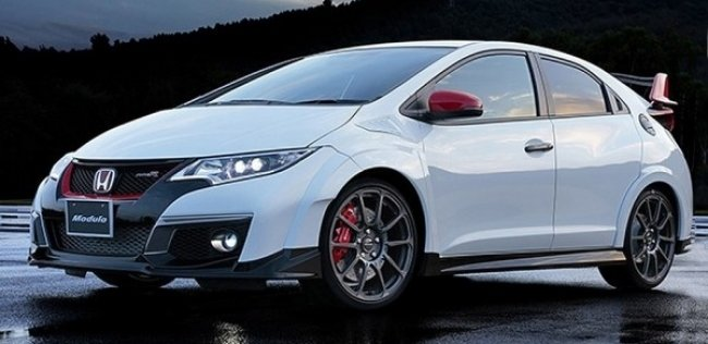 ������ ������� ��������� ������-����� ��� Civic Type R