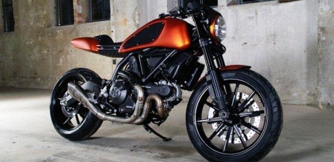 ������ Scrambler Ducati Rivatoro