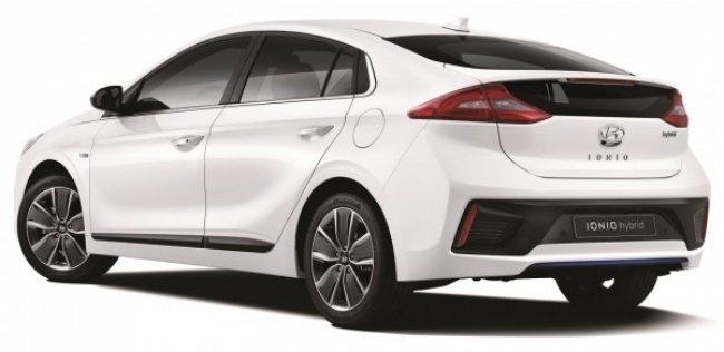 Hyundai Ioniq ������� � ������