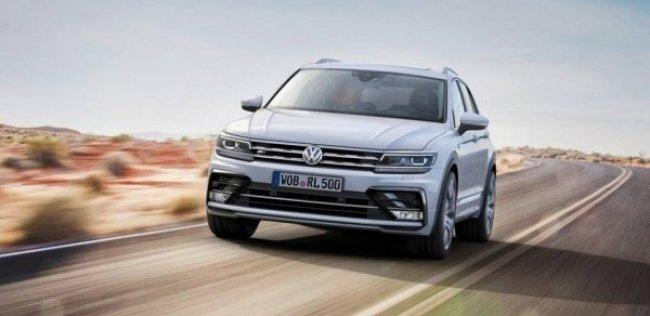 Volkswagen ����� ����� ������� �� ����� Tiguan