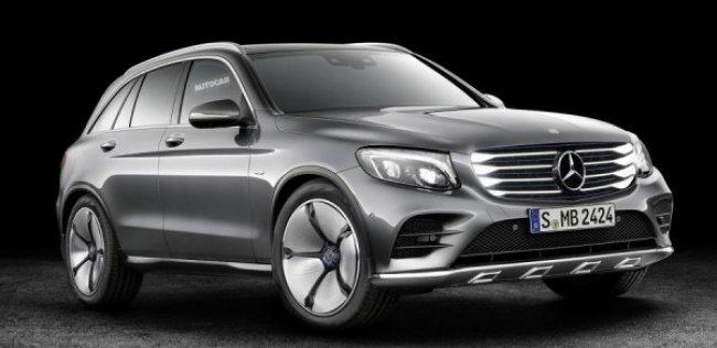 Mercedes представит водородный кроссовер в 2017 году