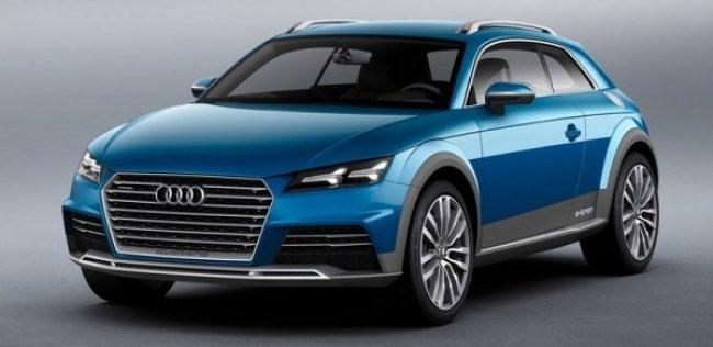 Audi �������� ������������� ��������� � 2018 ����