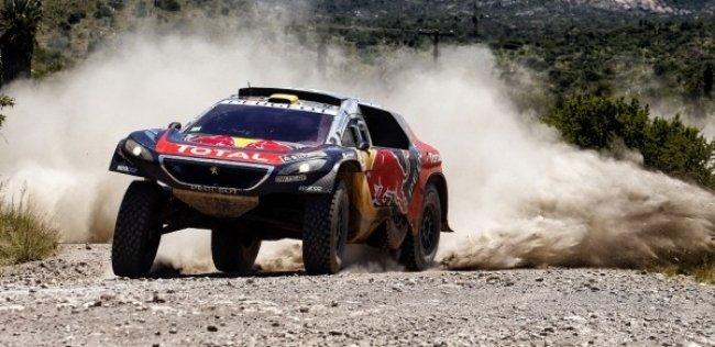 Peugeot - победитель ралли дакар 2016!
