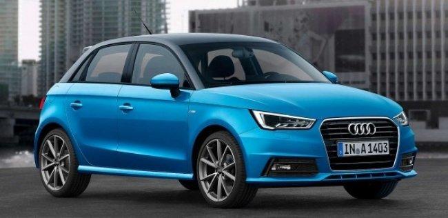 Audi A1 ����� ��������� �� ������ SEAT � �������