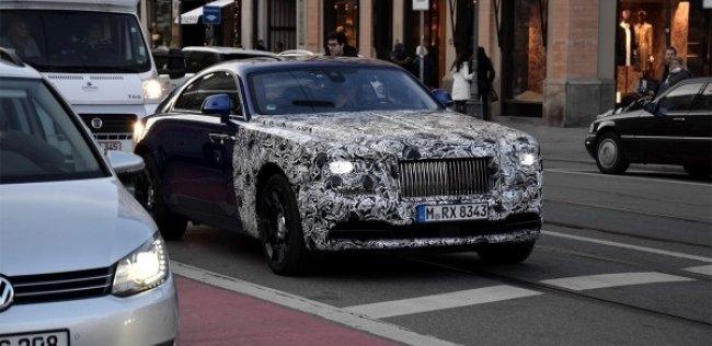 Rolls-Royce ������� ���� Wraith � 2016 ����