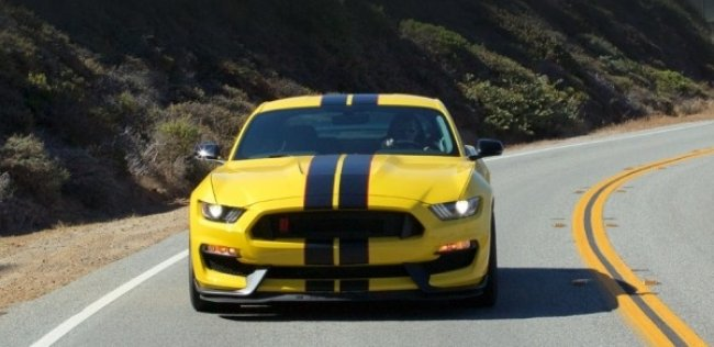 ���� Shelby GT350R Mustang ������� ���� ������ ������