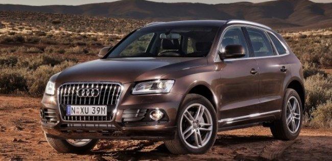 Новое поколение Audi Q5 получит RS-версию в 2017 году