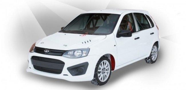 LADA Sport запустила производство нового гоночного автомобиля
