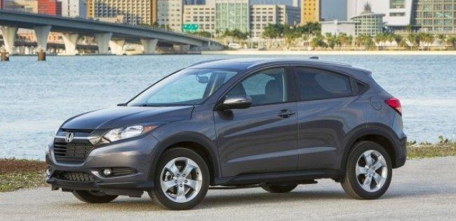 Honda HR-V ������� ����� ����������� SUV ����