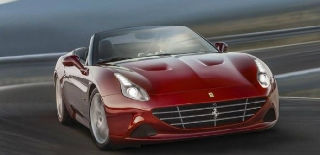 Ferrari ��������������� �������� California T
