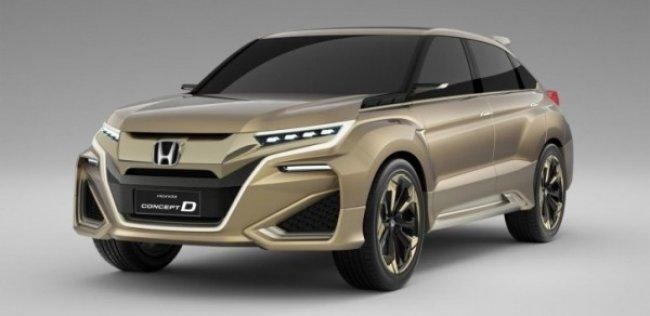 Honda ������� ����� ��������� � ������