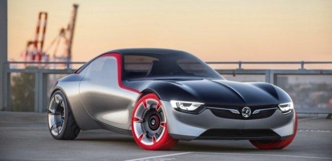 �������������� Opel GT ������� ����� � �������� ����