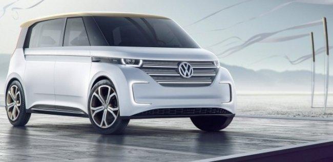 Volkswagen �������� �������-��� Budd-e � �������� ������������