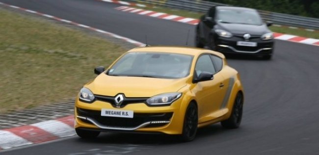 ���������� ������������� Renault Sport ��������� �� ��� ������