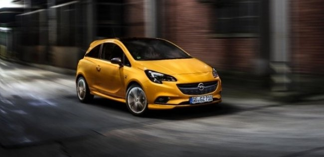 � ����������� �� ��������� �������� � ������ Opel Corsa � ��������� ���������� ������� IntelliLink