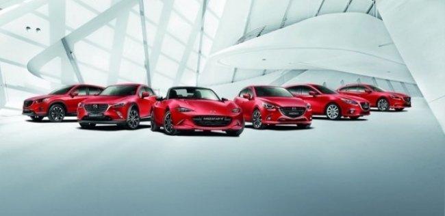 Mazda �������� ���������� �������� ����