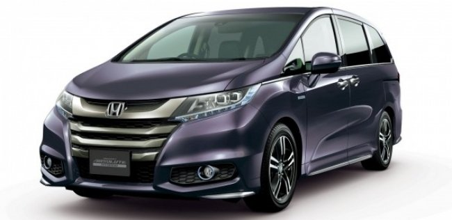 ������� Honda Odyssey ���� ��������