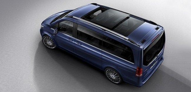 Mercedes представил самую дорогую версию V-Class