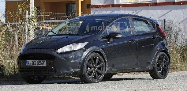 Ford ������� �� ���������� � ������ ����������� ������ Fiesta ST