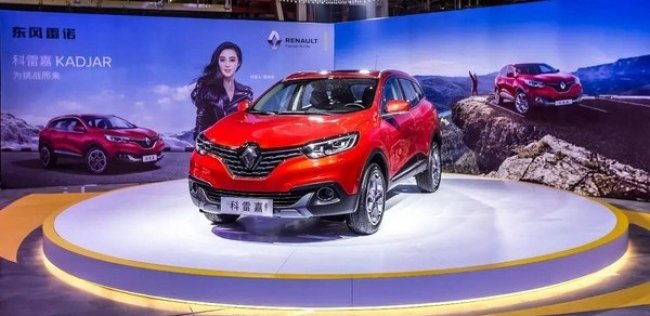 � ����� ��������� ��������� Dongfeng-Renault