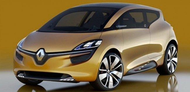 Renault ������ ���� �������� ������ Scenic