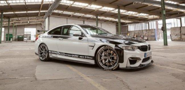 ������ ��������� 700-������� ���� BMW M4