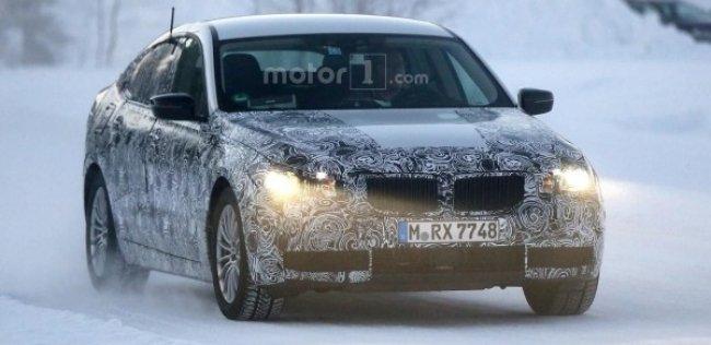 � ���� ����������� ��������� ���� ������ BMW 5-Series GT