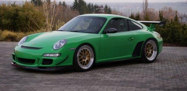 ������ �������� Porsche 911 GT3 RS